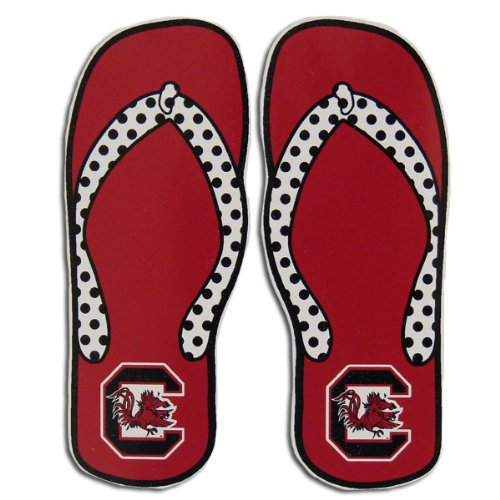- South Carolina Gamecocks Flip Flop Decal