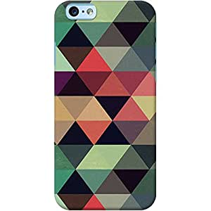 DailyObjects Urban Triangulate Case For iPhone 6