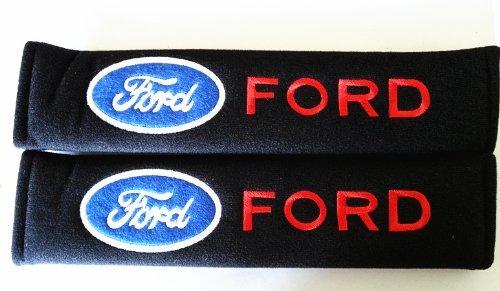 Ford Seat Belt Cover Shoulder Pads 2 pcs
