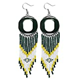 NCAA Oregon Ducks Dreamcatcher Earring