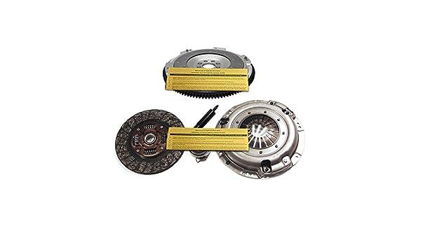 exedy embrague Pro-Kit + Fidanza volante TOYOTA CAMRY CELICA MR-2 Solara 2.2L: Amazon.es: Coche y moto
