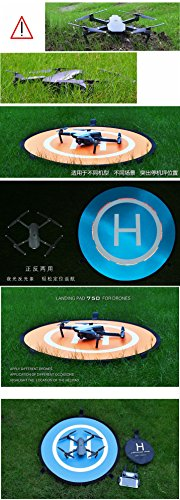 Drone-Fans-Mini-Fast-fold-Landing-Pad-D75cm-Parking-Apron-for-Mavic-Pro-Phantom-3-4-and-Inspire-1