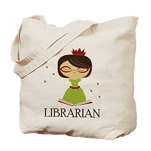 CafePress - So Cute Librarian - Tote Bag by CafePress