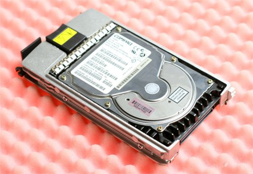 HP 36.4GB 10000RPM SCSI Wide Ultra160 LVD Universal Hot-Pluggable 80-Pin 3.5-Inch Hard Drive for HP Proliant Servers BD03664545