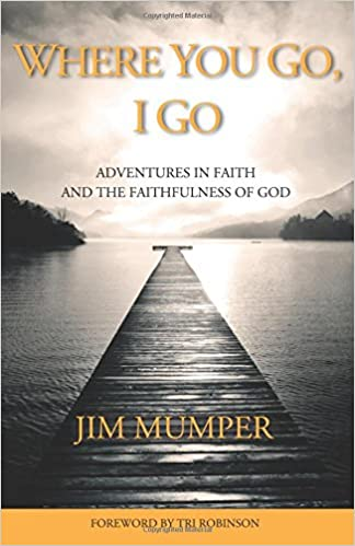 Book Where You Go, I Go: Adventures in Faith and the Faithfulness of God