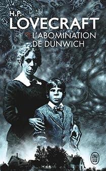 L'abomination de Dunwich par Lovecraft