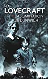 L'abomination de Dunwich par  Howard Phillips Lovecraft