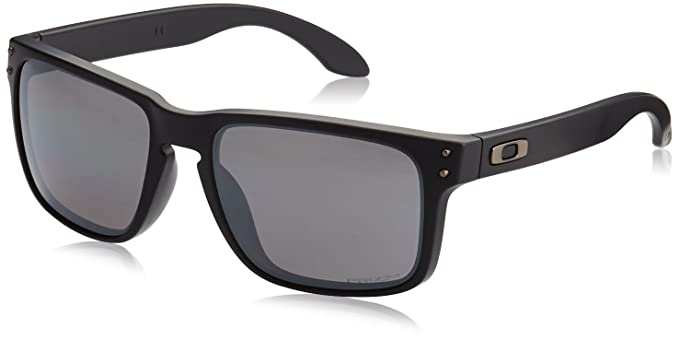 f635e8bc94b Amazon.com  Oakley Men s Holbrook OO9102-59 Rectangular Sunglasses ...