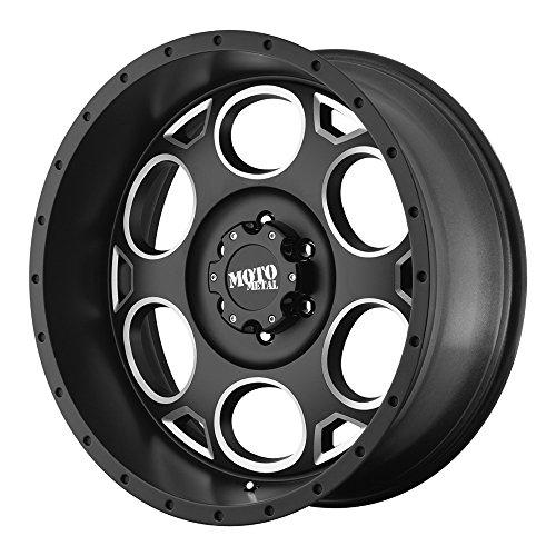 "Moto Metal  MO964 Wheel with Satin Black Milled (18x9""/5x4.5"")"