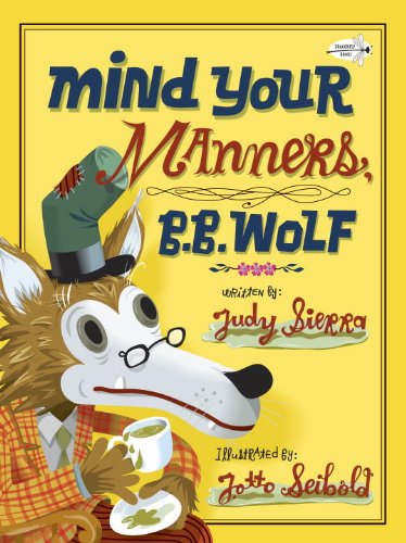 Mind Your Manners B B Wolf product image