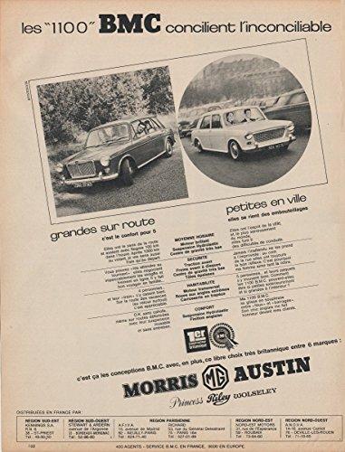 1967 BMC 1100 MG & AUSTIN