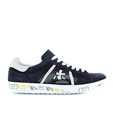 Blue and white Andy sneakers Premiata VF9toThE
