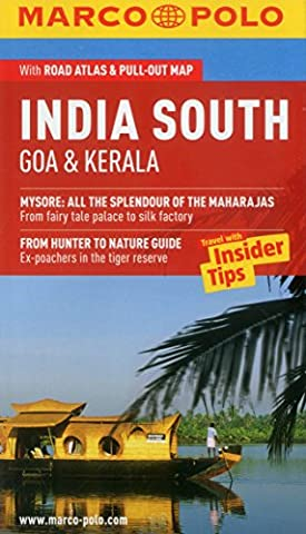 India South (Goa & Kerala) Marco Polo Guide (Marco Polo Guides) (Kerala South India)