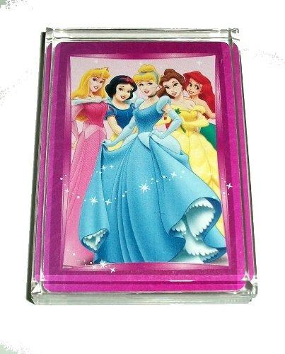 Disney Princess Group Shot Executive Desk Top Paperweight