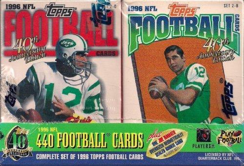 1996 football cards - 1
