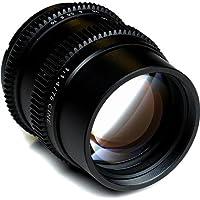 SLR Magic Cine 75mm f/1.4 FE Lens BUNDLE w/Variable Neutral Density Filter Kit