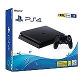 Playstation 4 Ps4 Slim 1 Tera Novo Caixa Lacrado Garantia 1 Ano