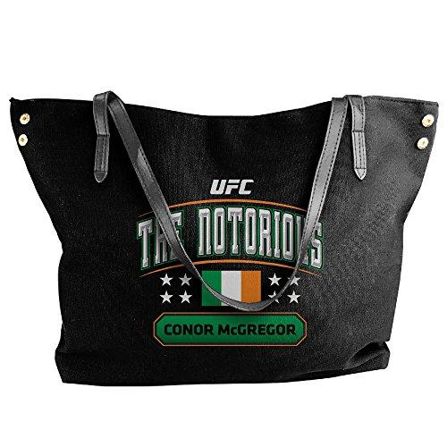Girl Fighter Ufc Costume (UFC 194 Conor McGregor Proud Fighter Handbag Shoulder Bag For)