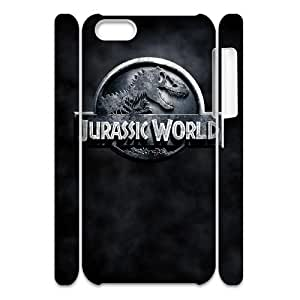 ANCASE Jurassic Park Phone 3D Case For Iphone 5C [Pattern-5]