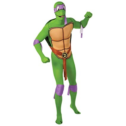 Rubies 2nd Skin Disfraz de Las Tortugas Ninja (Donatello ...