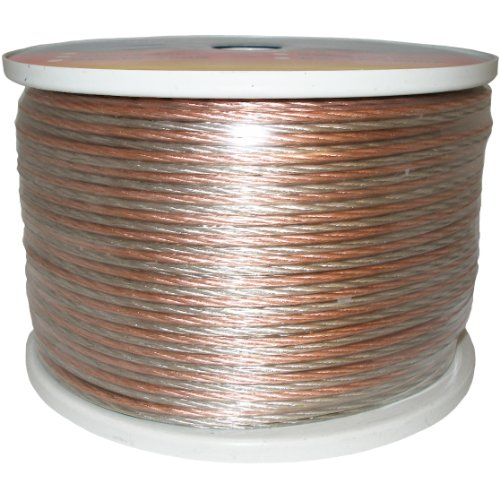 SW14-250 250 Feet 14 Gauge Speaker Wire for Home/Car Audio