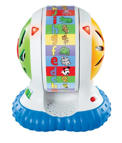LeapFrog Spin and Sing Alphabet (Spin Frog)