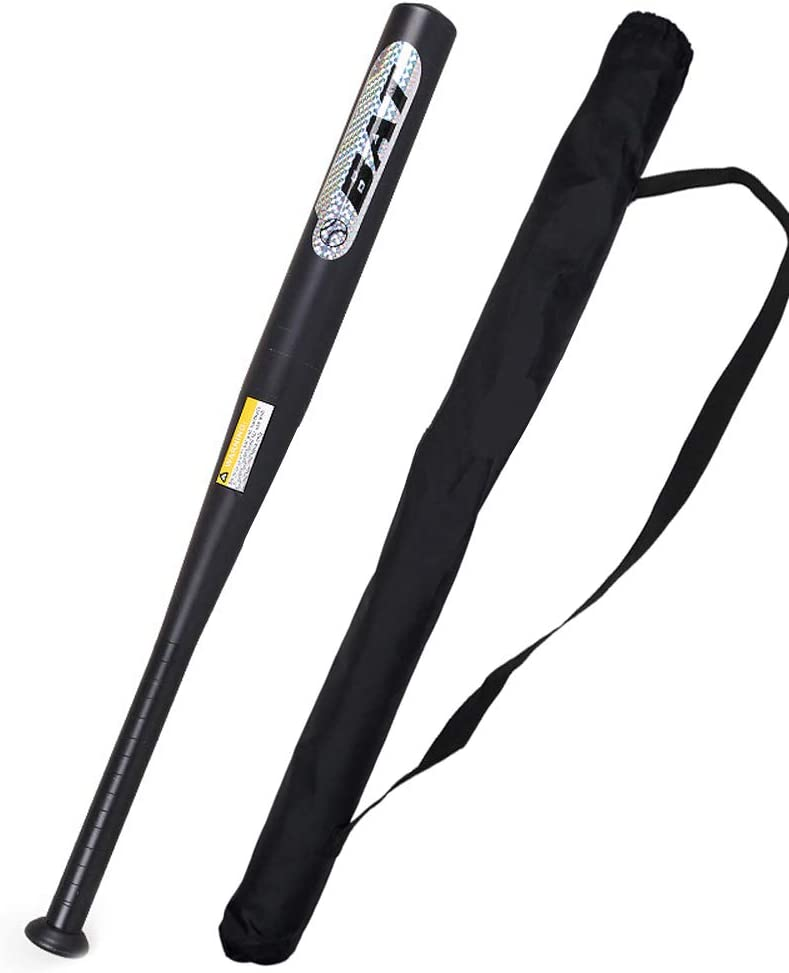30//32//34 inch Batting Practice Racket Bat Aluminum Alloy Baseball Bat for Adult or Youth GOTOTOP Baseball Bat
