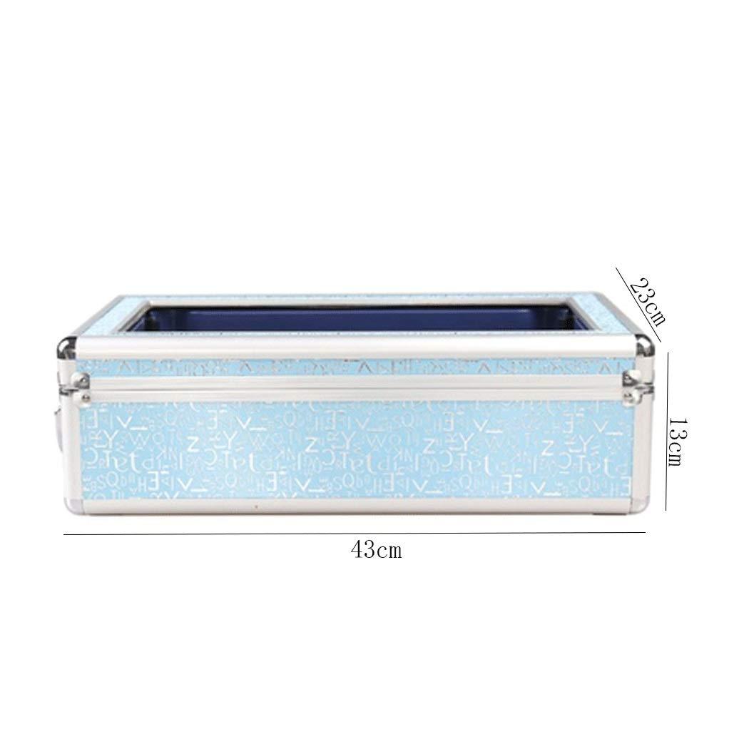 Yongyong Shoe Cover Machine Household Disposable Solid Color Aluminum Shoe Cover Machine to Send 100 Shoe Covers 432313cm (Color : Light Blue, Size : 432313cm) by Yongyong (Image #1)