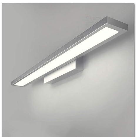 LED Wall Light Waterproof Mirror Wall Lamp Bathroom Anti-fog Vanity Lighting