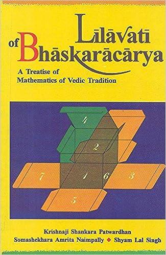 Lilavati Math Book