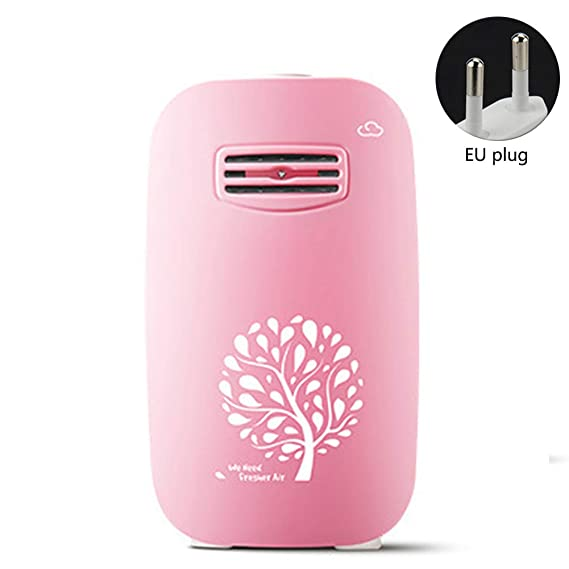 Review Air Purifier Negative Ion