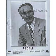 Historic Images 1988 Press Photo Tucker: The Man & His Dream Martin Landau stars