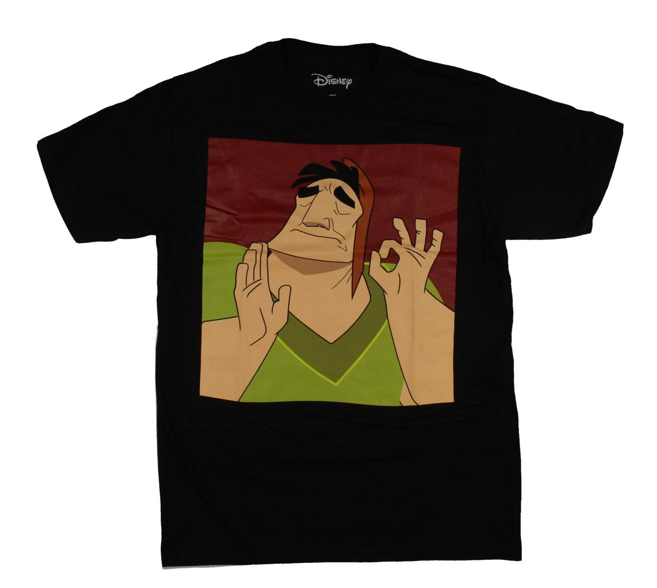 Seven Times Six The Emperors New Groove Peasant Pacha S Tshirt