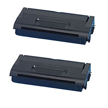 2 ECS Compatible Negro Cartuchos de tóner para Impresora Epson ...