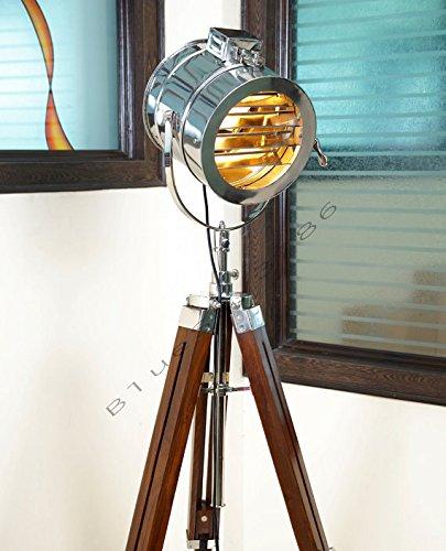 Designer Handmade Marine Nautical Floor Lamp Nautical Spot Studio Tripod Floor Lamps Search