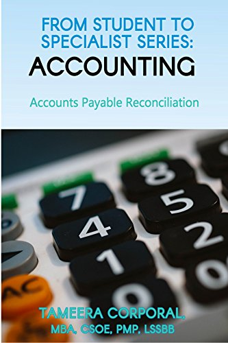 From Student to Specialist Series: Accounts Payable (Accounting Book 2)