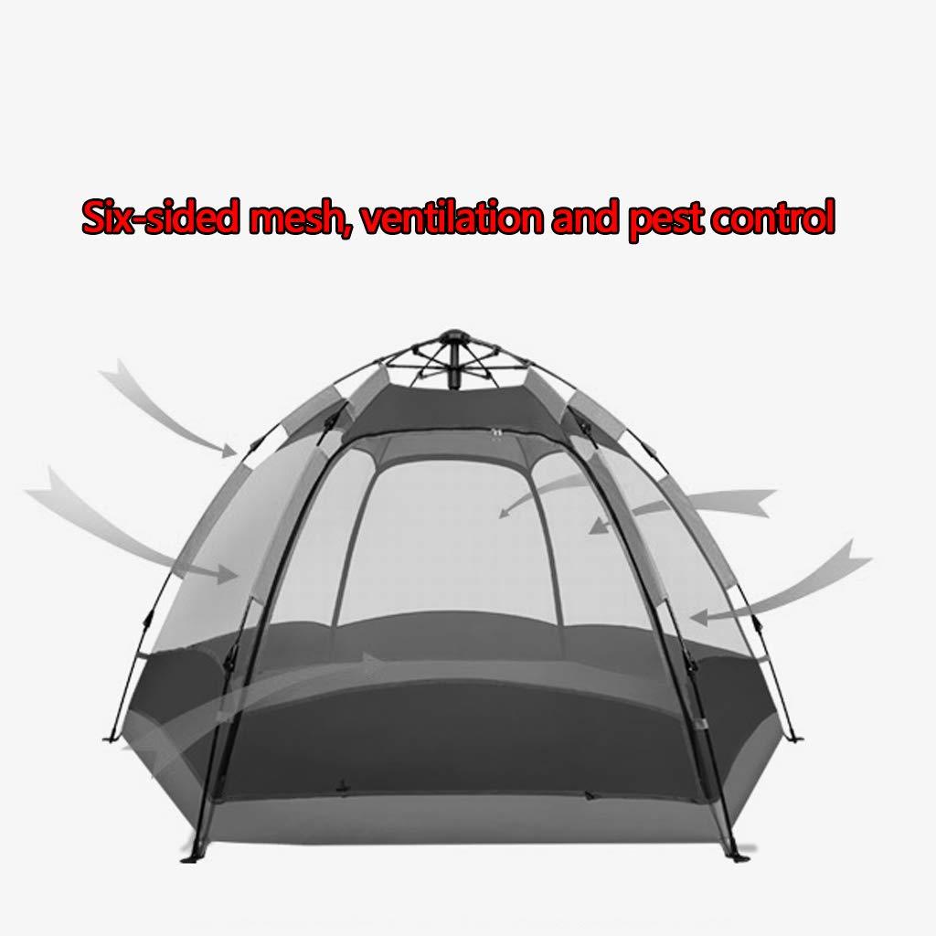 YaNanHome Tenda Tenda Esterna Ispessimento Automatico Pioggia 3-4 3-4 3-4 Persone Tenda da Campeggio Doppio Coloreee Opzionale (Coloree   verde, Dimensione   240  240  135cm) B07H55RD8M 240240135cm verde | Economico E Pratico  | Moderno Ed Elegante A Moda  | Se f3bca7