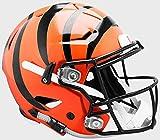 Riddell NFL Cincinnati Bengals Speedflex Authentic Helmet