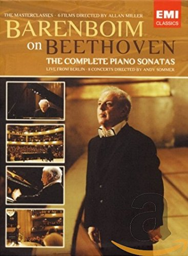 Barenboim on Beethoven - The Complete Piano Sonatas Live from Berlin by Warner Classics