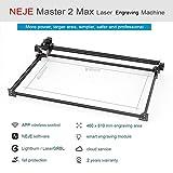 NEJE Master Laser Engraving Cutting Machine 30W Max