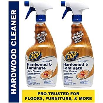 Amazon Com Zep Hardwood Amp Laminate Floor Cleaner 32 Ounce
