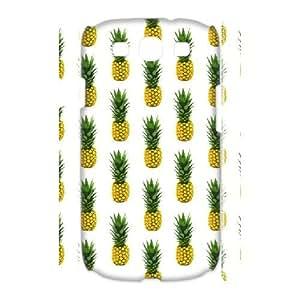 Hjqi - Custom Pineapple BEST FRIENDS 3D Phone Case, Pineapple BEST FRIENDS DIY Case for Samsung Galaxy S3 I9300
