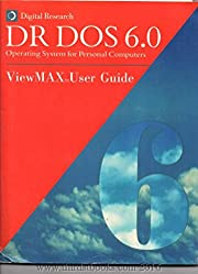 DR DOS 6.0 ViewMAX User Guide