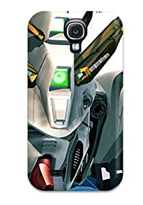 Protection Case For Galaxy S4 / Case Cover For Galaxy(gundam)
