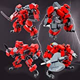 Mecha Series Fit For MOBILE FRAME ZERO Game- Seller¡¯s Designs Fit for Legos little Robot Set Building block parts