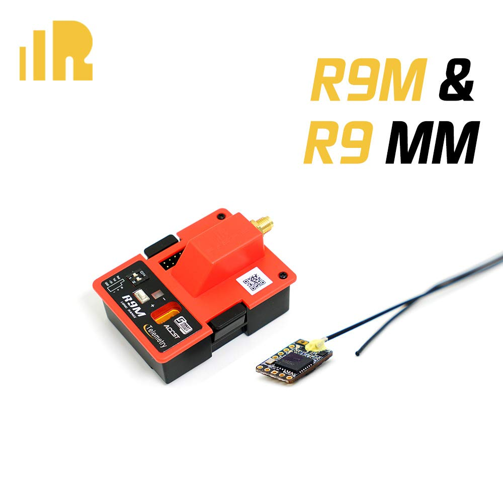 Best Rated In Rc Vehicles Radio Transmitter Receiver Sets Precision Battery Low Voltage Alarm Frsky Promotional Long Range R9m And R9 Mm Combo 900mhz High System Product Image