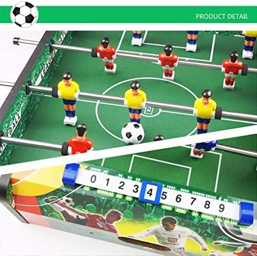 Tafelspellen - Tafelblad Mini Tafelvoetbaltafel, voor Family Game Room Fun - Ingebouwde score voor Kid Friendly Fun Holiday Gift