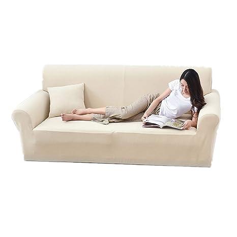 Funda de sofá impermeable tipo gofre, juego de muebles de ...