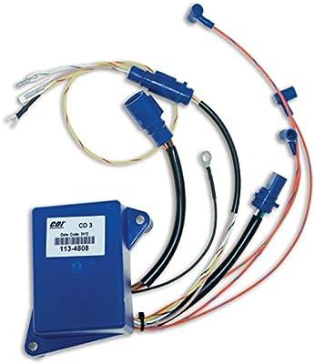 2//3//4 Cyl 1992-2005 10 Amp CDI Electronics 193-4476 Johnson//Evinrude Voltage Regulator