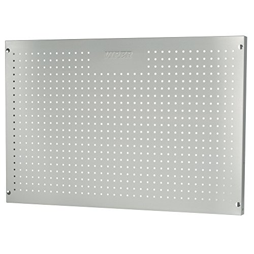 Viper Tool Storage V2436PBSS 2-Foot by 3-Foot 304 Stainless Steel Pegboard ()